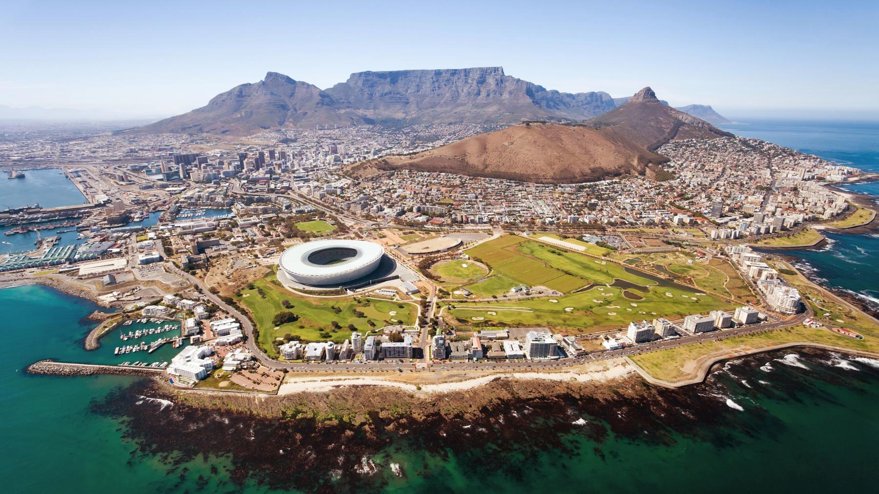 Azamara Lõuna-Aafrika kruiisid 2020
