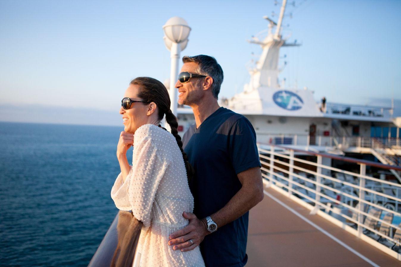 Azamara Club Cruises: Kaaslane -50% ja WiFi tasuta!