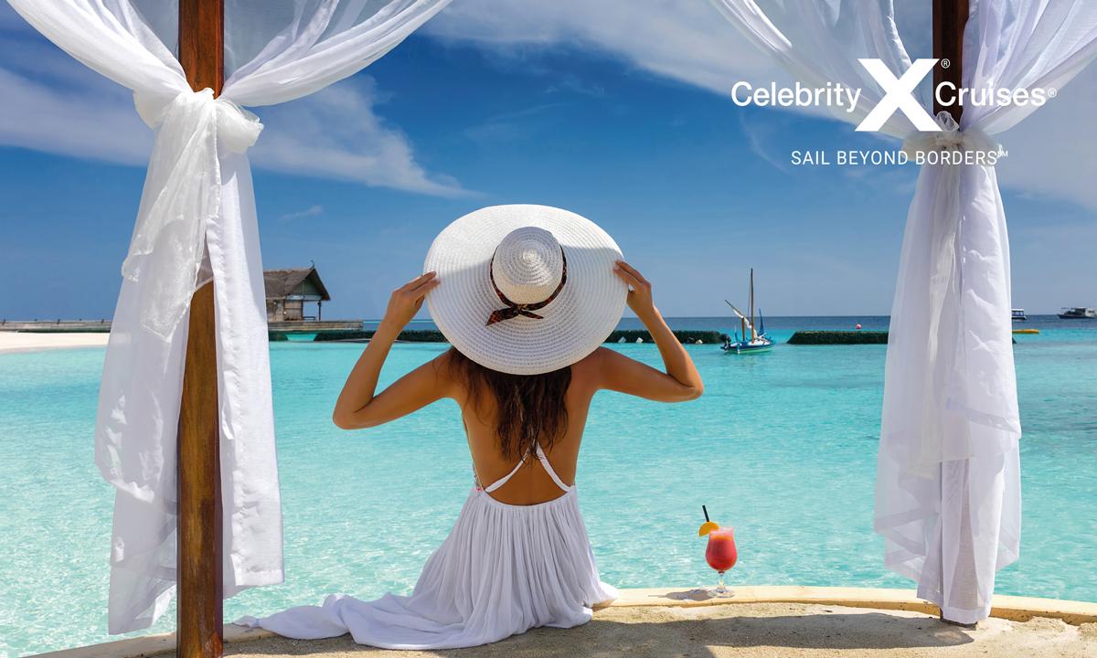 Celebrity Cruises: soodustus kuni 600 €, WiFi ja joogipakett hinnas!