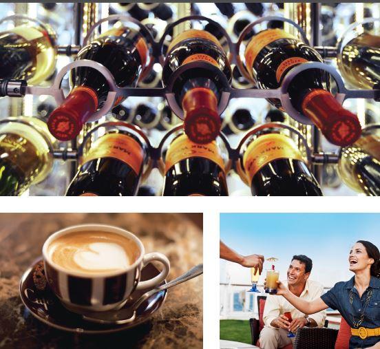 Celebrity Cruises: soodushinnad ja joogipakett 1.ja 2. reisijale TASUTA! Ka sisekajutis!
