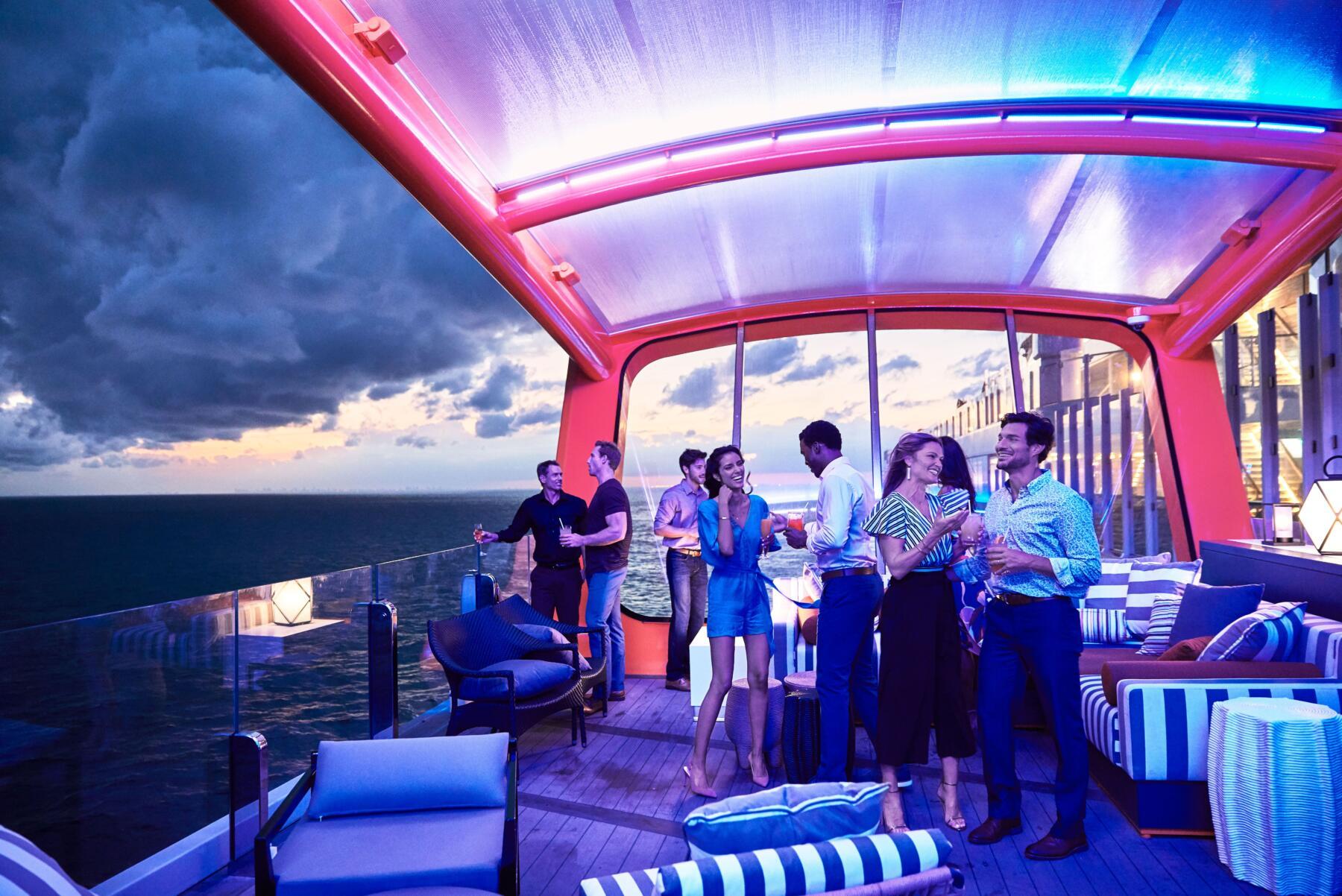 Celebrity Cruises: allahindlus 1.ja 2. reisijale kuni 200 €