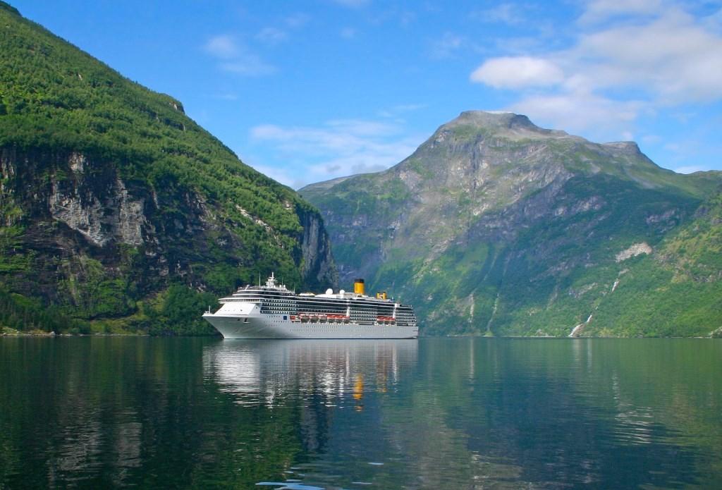 Costa: Norra fjordid algusega Amsterdamist. 5-6 Norra sihtkohta!