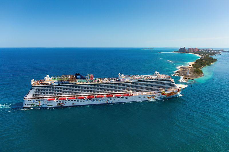 Norwegian Cruise Line: tasuta 50 USD ekskursiooniraha igas sadamas!