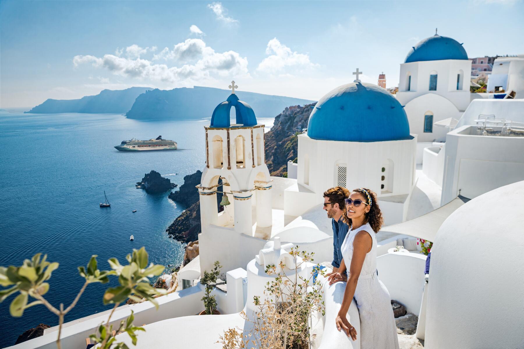 Norwegian Spirit: Kreeka saared, Itaalia, Horvaatia