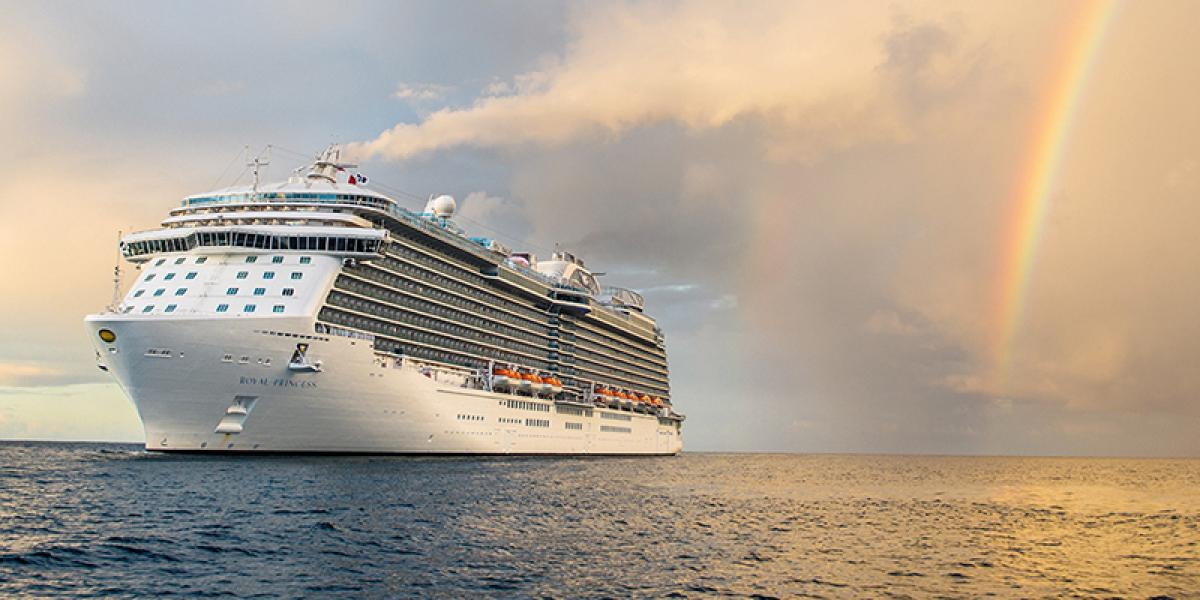 Princess Cruises 2018/2019 kruiisid – suur allahindlus 3. ja 4.reisijale!