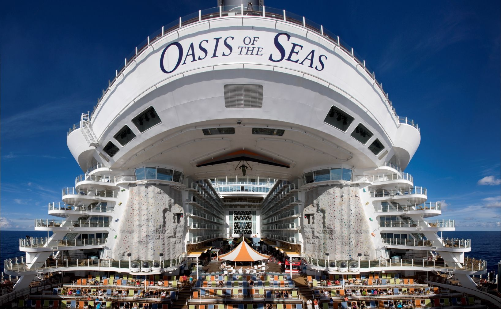 Oasis of the Seas Vahemere kruiisid 2019