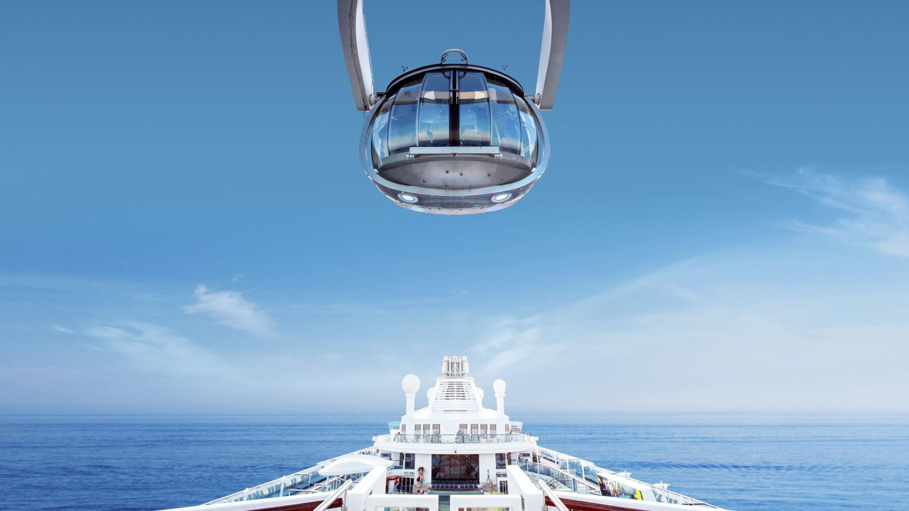 Odyssey of the Seas Kariibi kruiisid