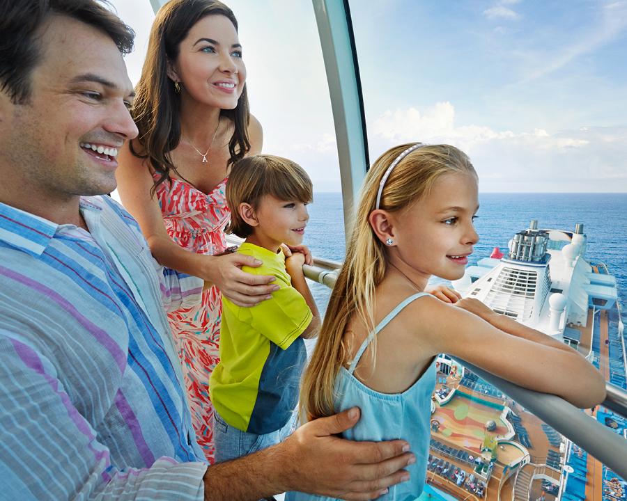 Lapsed poolmuidu Royal Caribbeani kruiisidele! Kariibid, Euroopa, Dubai, Hawaii jt