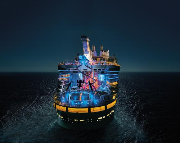 Symphony of the Seas: Hispaania, Prantsusmaa, Itaalia, algus Barcelonast/Roomast