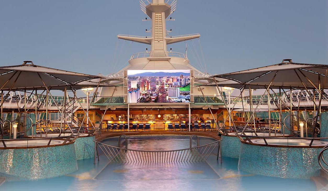 Adventure of the Seas minikruiisid Vahemerel 2021 suvel
