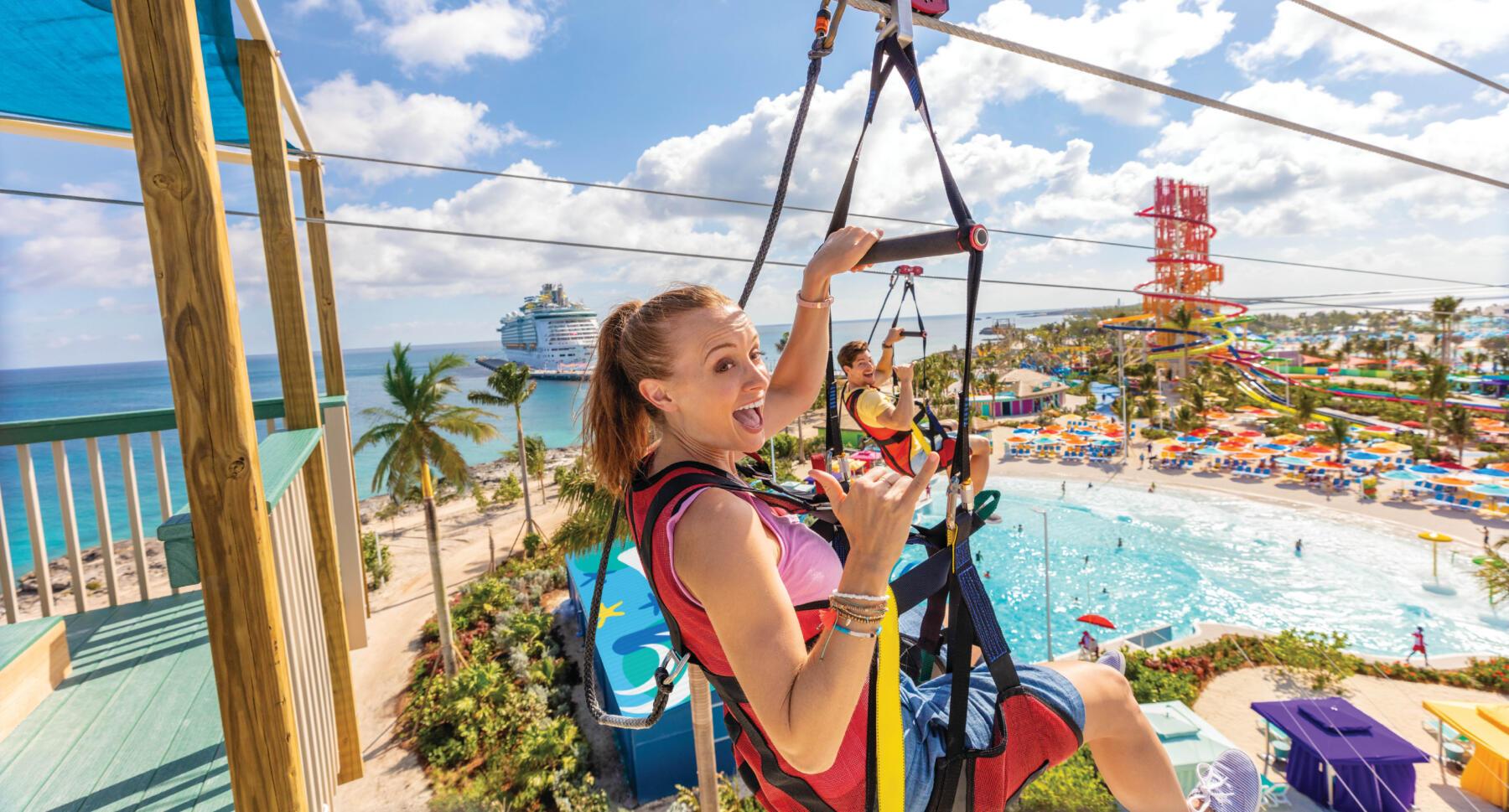 Royal Caribbean: kaaslane -60%