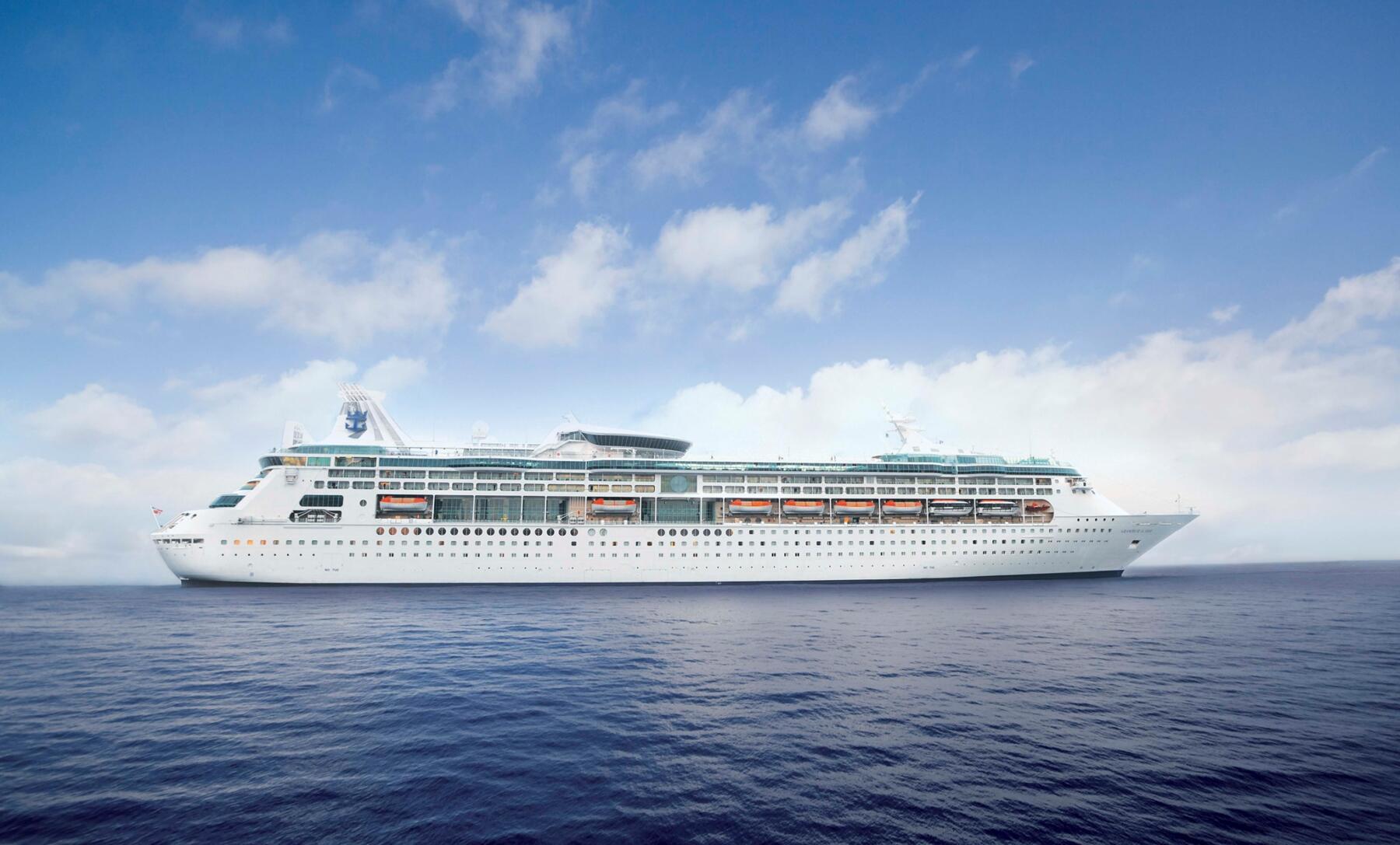 Grandeur of the Seas: Lõuna-Kariibi kruiisid Barbadoselt