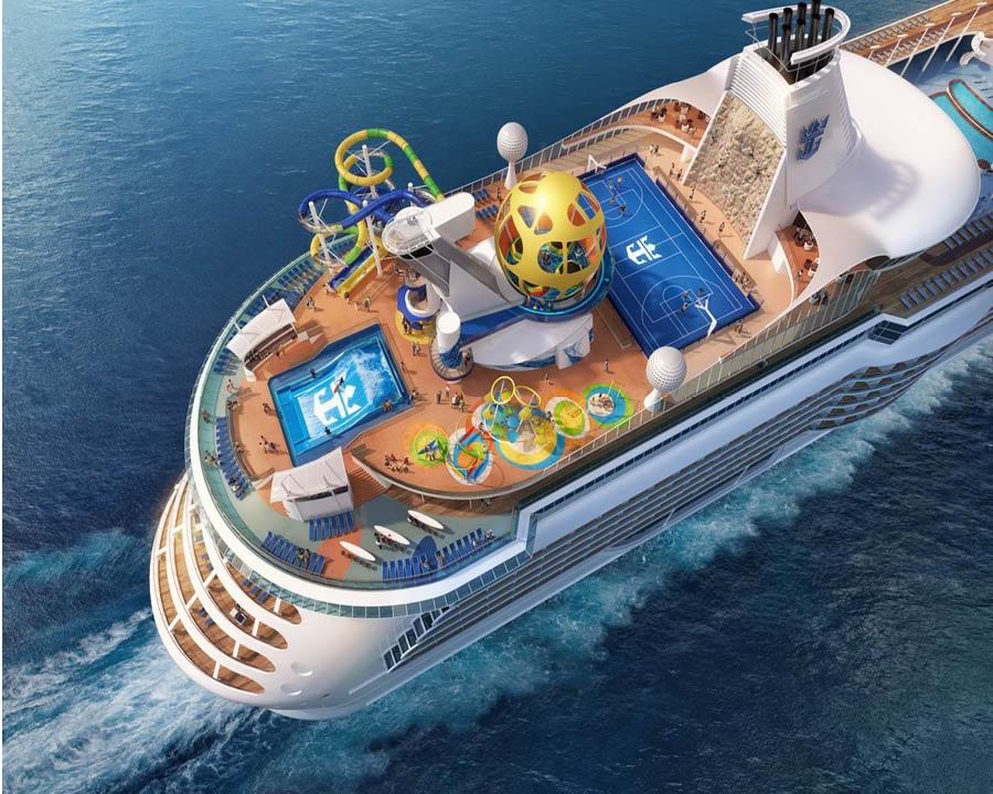 Royal Caribbean: kõik reisijad samas kajutis kuni -30%. Pardaraha kuni 150 USD!