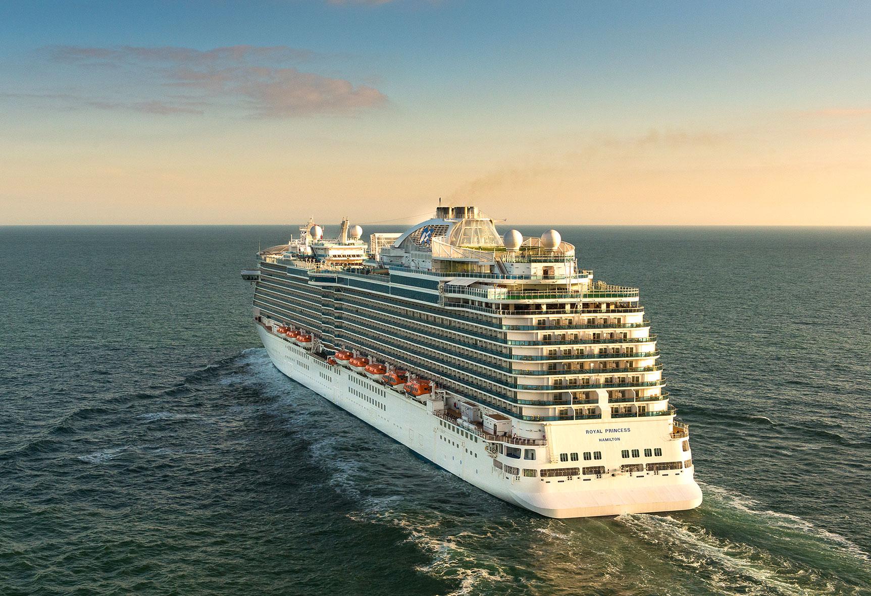 Princess Cruises Briti saarte kruiisid. Inglismaa, Iirimaa, Shotimaa