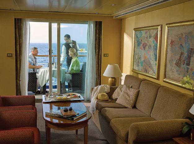 Silversea: hotell 2 ööks ja transfeerid tasuta+kruiisi hinnast soodustus kuni 1600 €